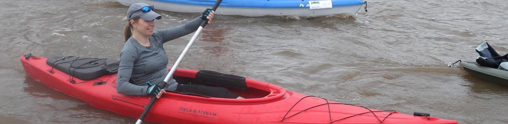 Canoeing on Bayou Teche