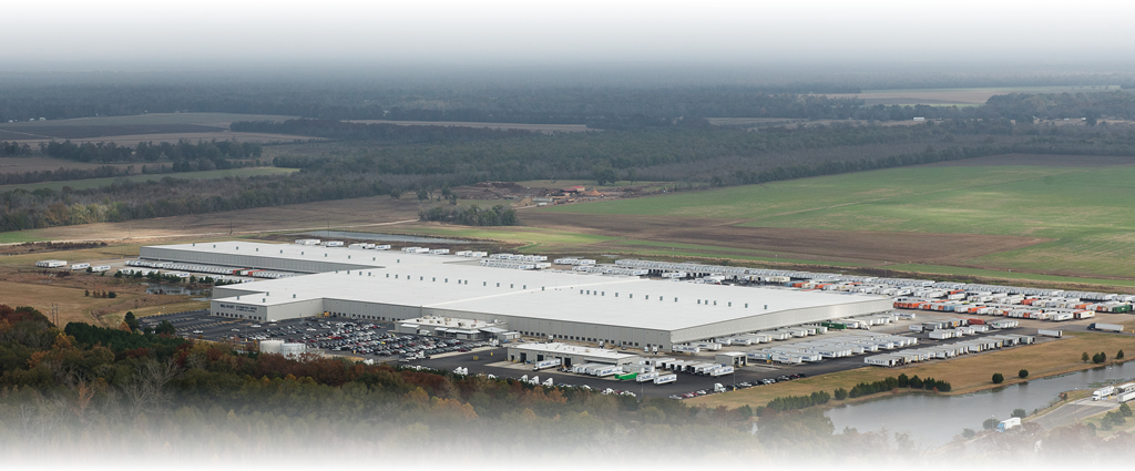 Walmart Distribution Center